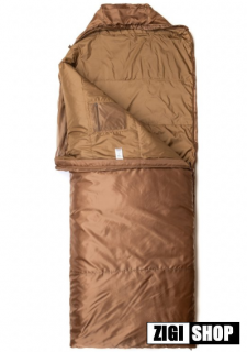 Spací pytel (spacák) Snugpak 7/2 Jungle Bag s moskytiérou Coyote Tan